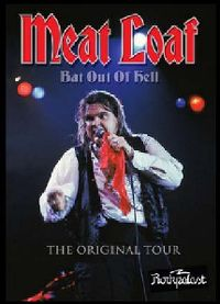 Cover Meat Loaf - Bat Out Of Hell - The Original Tour [DVD]